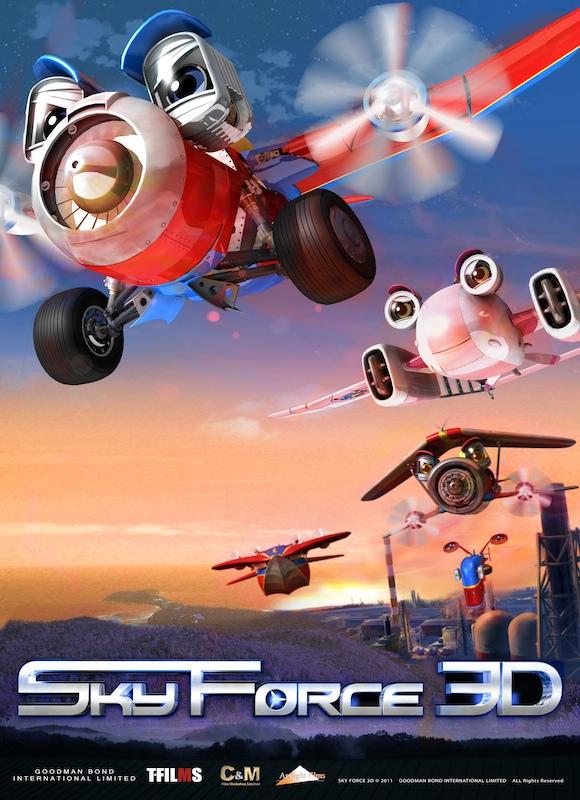 Watch Movie sky-force-3d