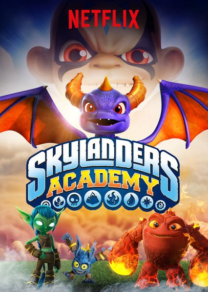 Watch Movie skylanders-academy-season-3