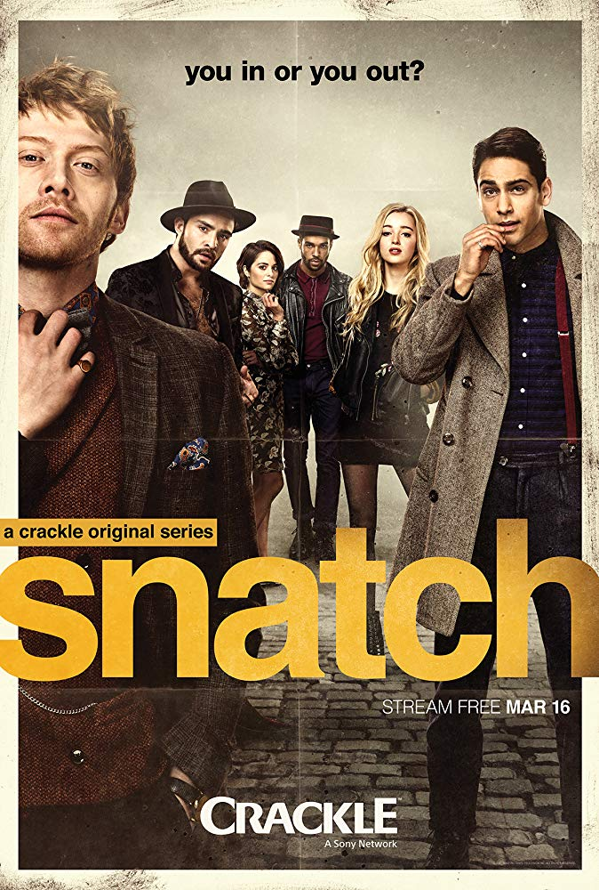 Watch Movie snatch-season-1