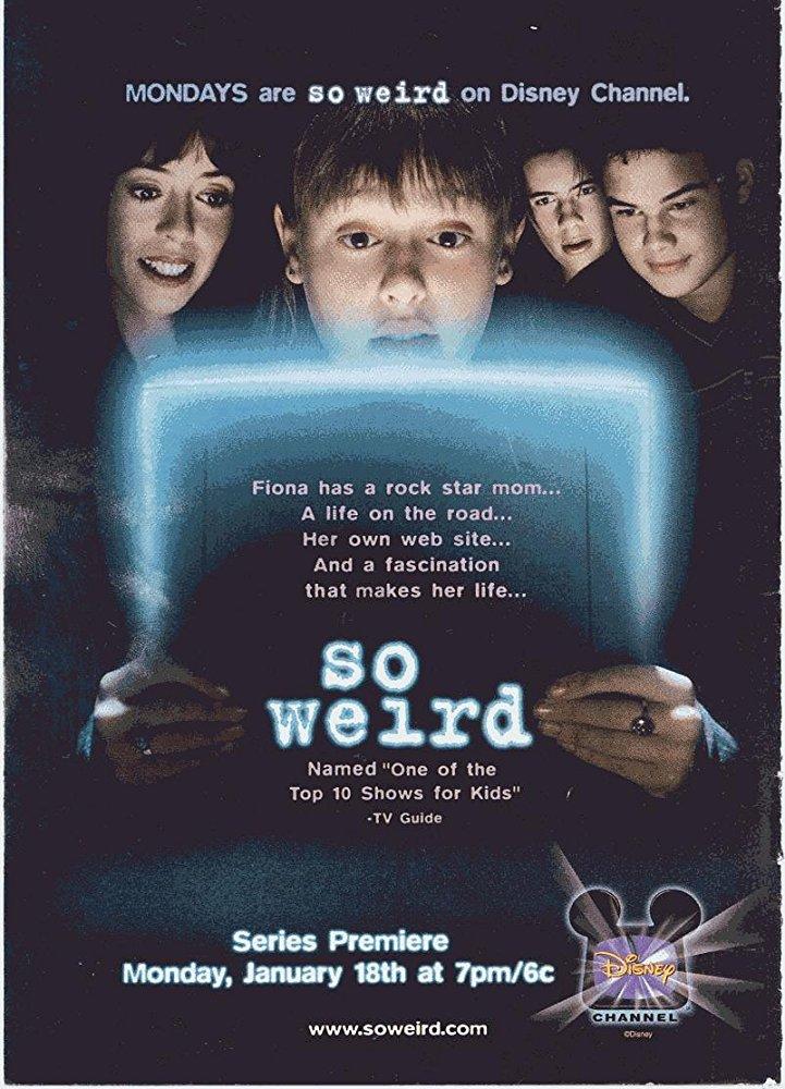 Watch Movie so-weird-season-3