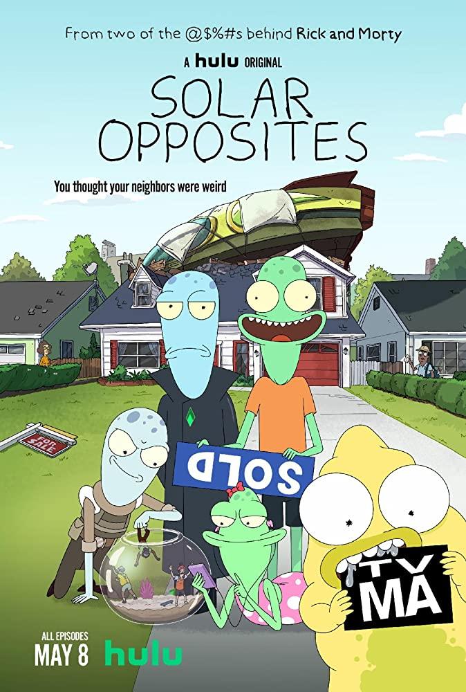 Watch Movie solar-opposites-season-1