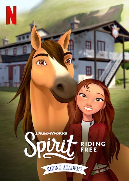Watch Movie spirit-riding-free-riding-academy-season-2