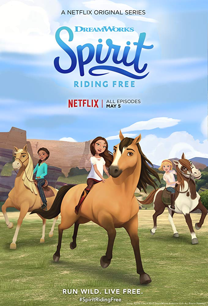 Watch Movie spirit-riding-free-season-8