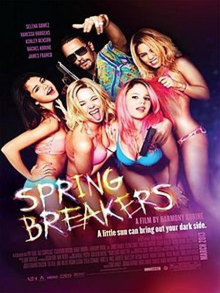 Watch Movie spring-breakers