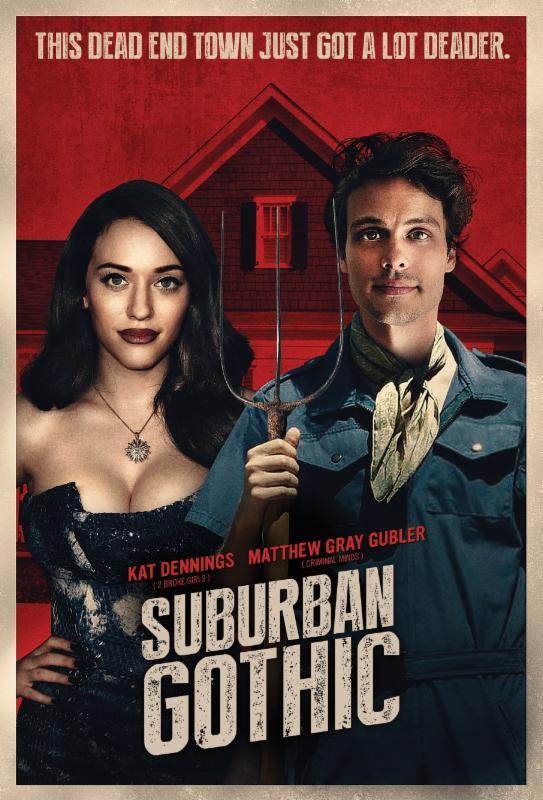 Watch Movie suburban-gothic