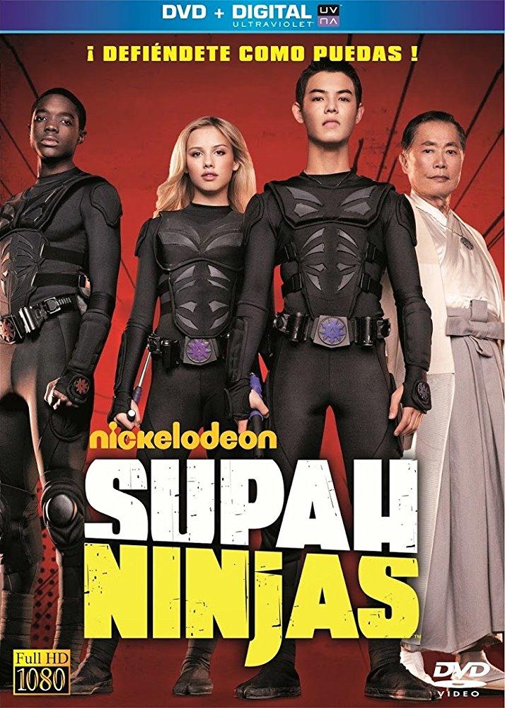 Watch Movie supah-ninjas-season-2