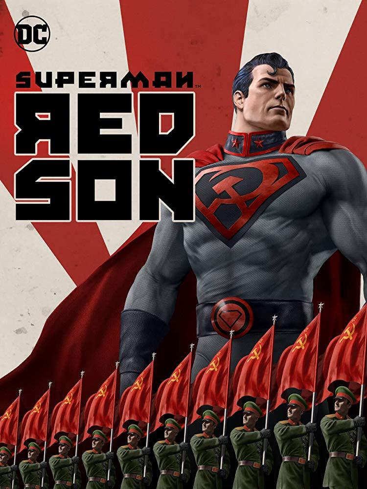 Watch Movie superman-red-son