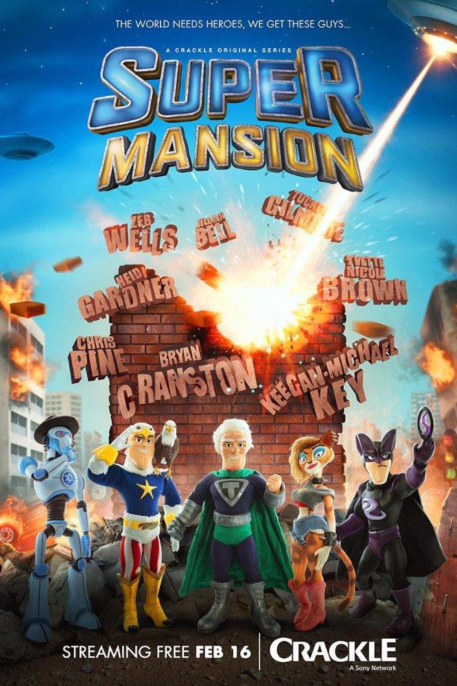 Watch Movie supermansion-season-2