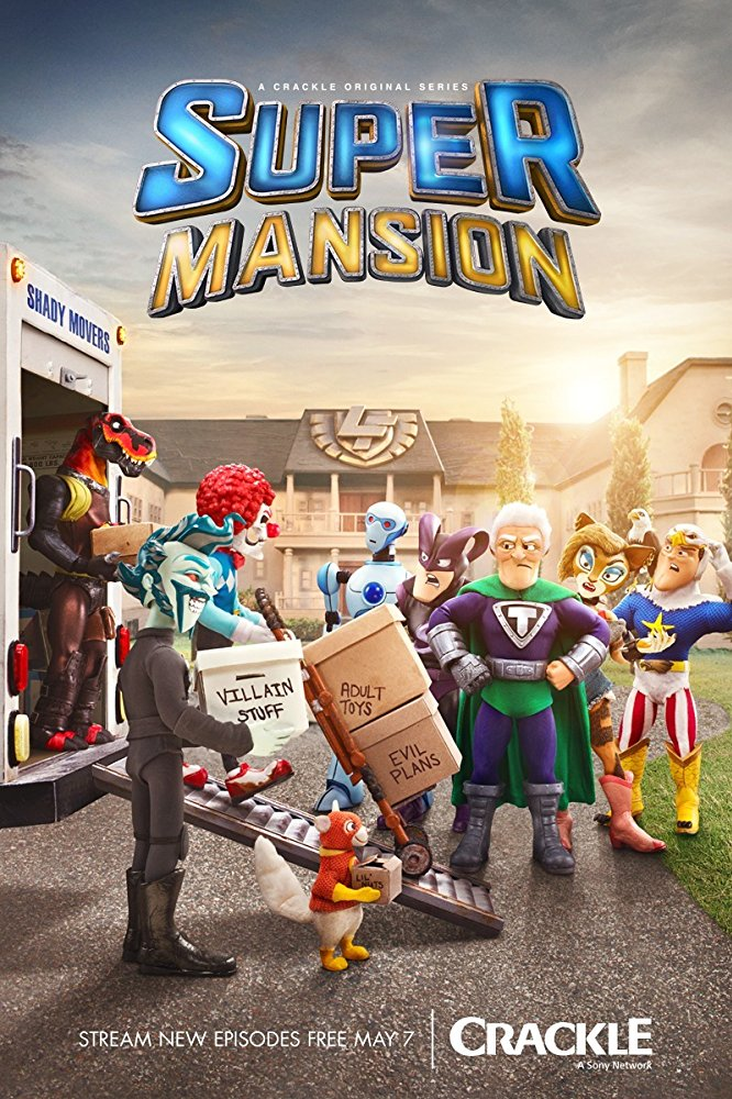 Watch Movie supermansion-season-3
