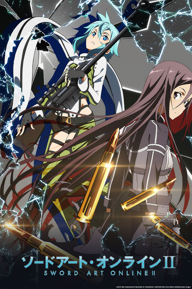 Watch Movie sword-art-online-ii-english-audio