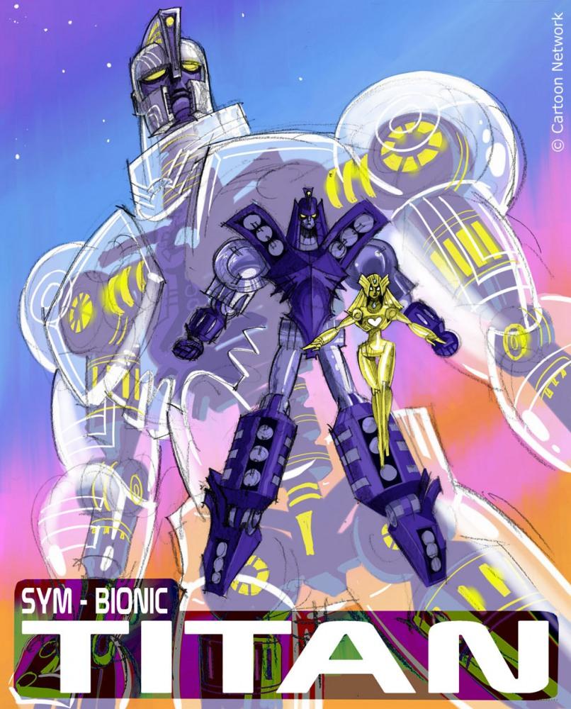 Watch Movie sym-bionic-titan