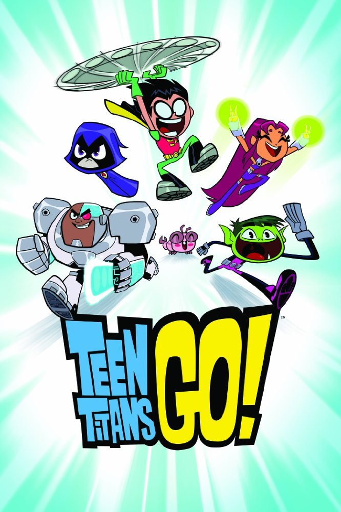 Watch Movie teen-titans-go-season-5