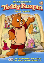 Watch Movie the-adventures-of-teddy-ruxpin