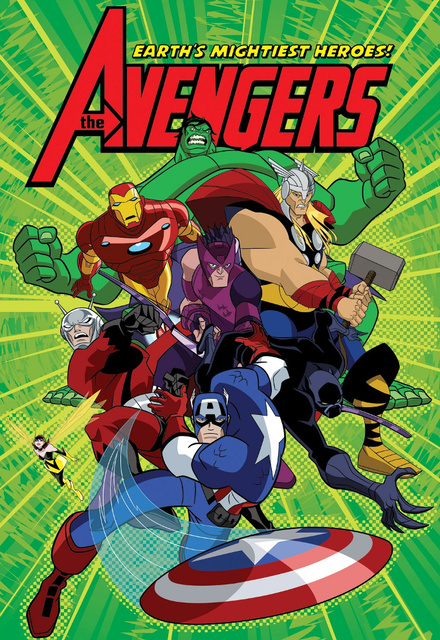 Watch Movie the-avengers-earth-s-mightiest-heroes-season-1