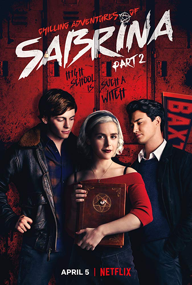 Watch Movie the-chilling-adventures-of-sabrina-season-2