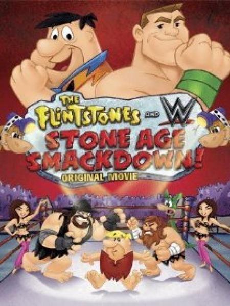 Watch Movie the-flintstones-wwe-stone-age-smackdown