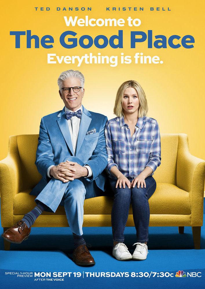 Watch Movie the-good-place-season-2