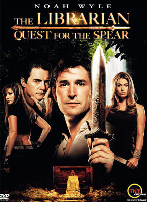 Watch Movie the-librarian-quest-for-the-spear
