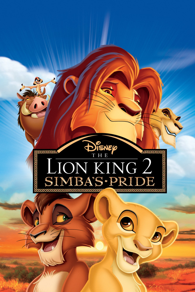 Watch Movie the-lion-king-2-simba-s-pride