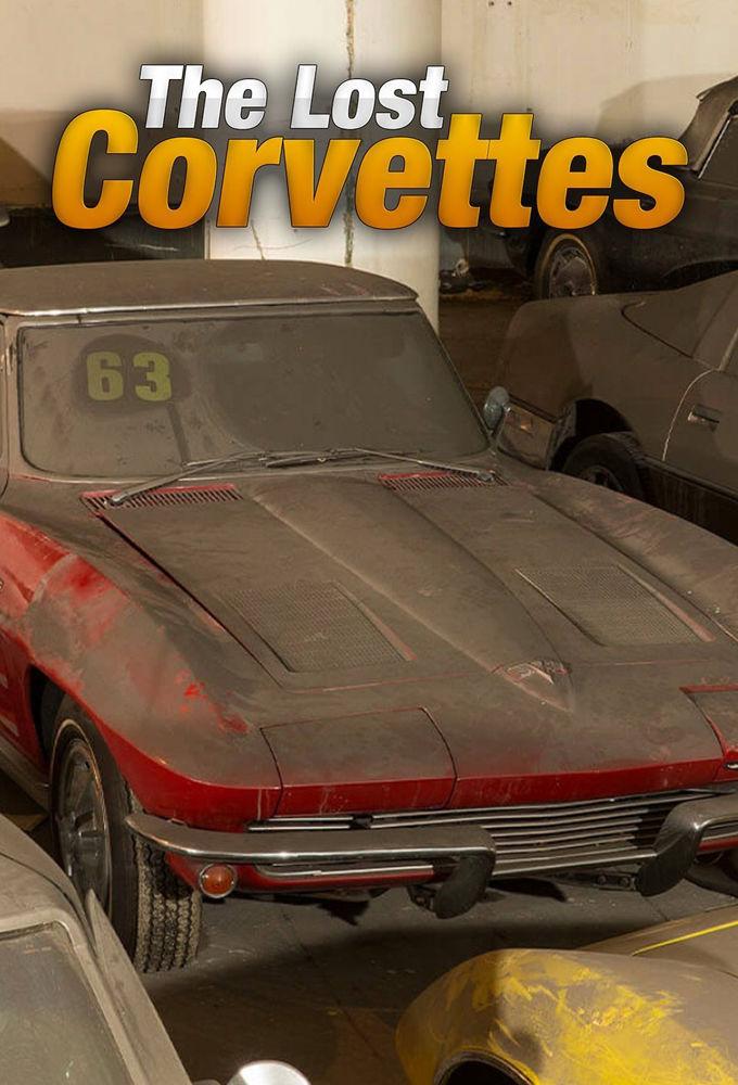 Watch Movie the-lost-corvettes-season-1