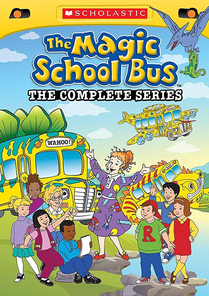 Watch Movie the-magic-school-bus-season-4