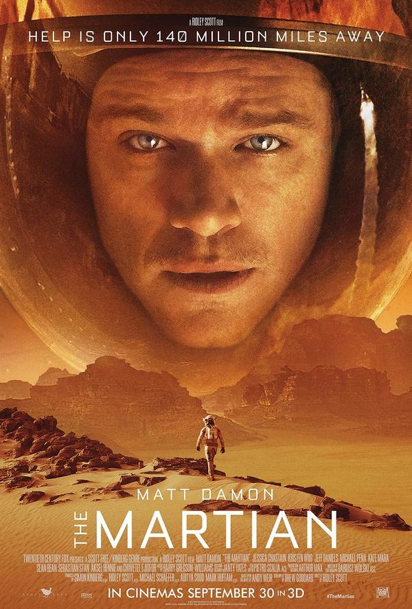 Watch Movie the-martian
