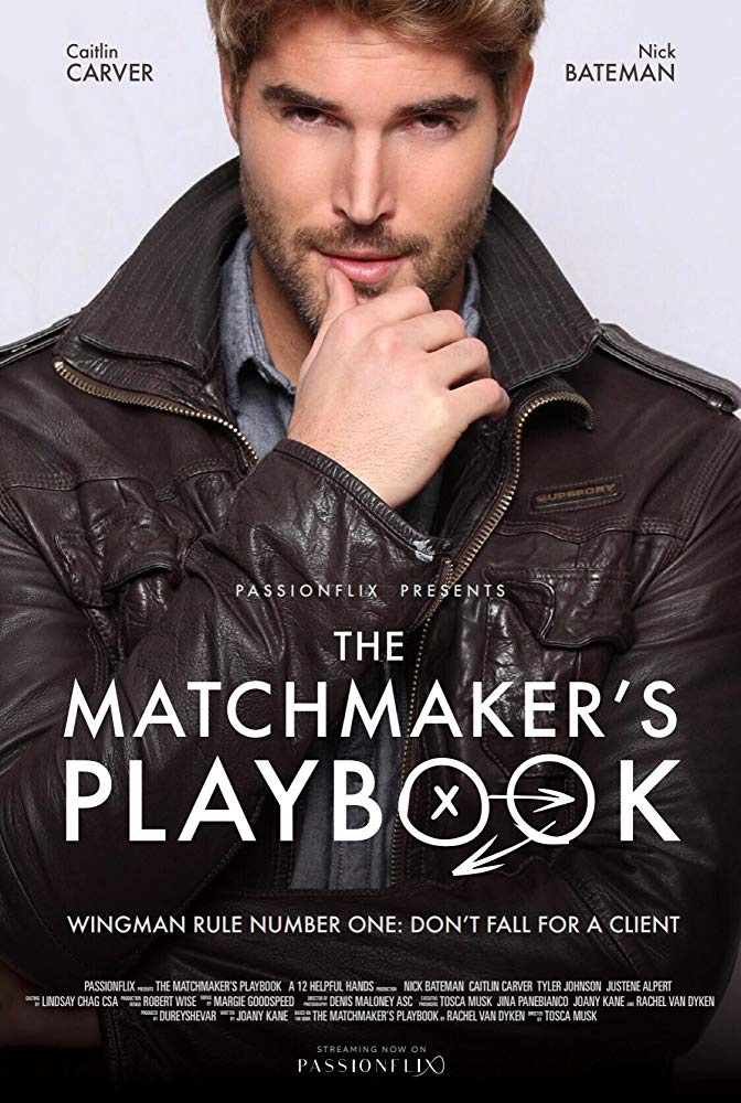 Watch Movie the-matchmaker-s-playbook