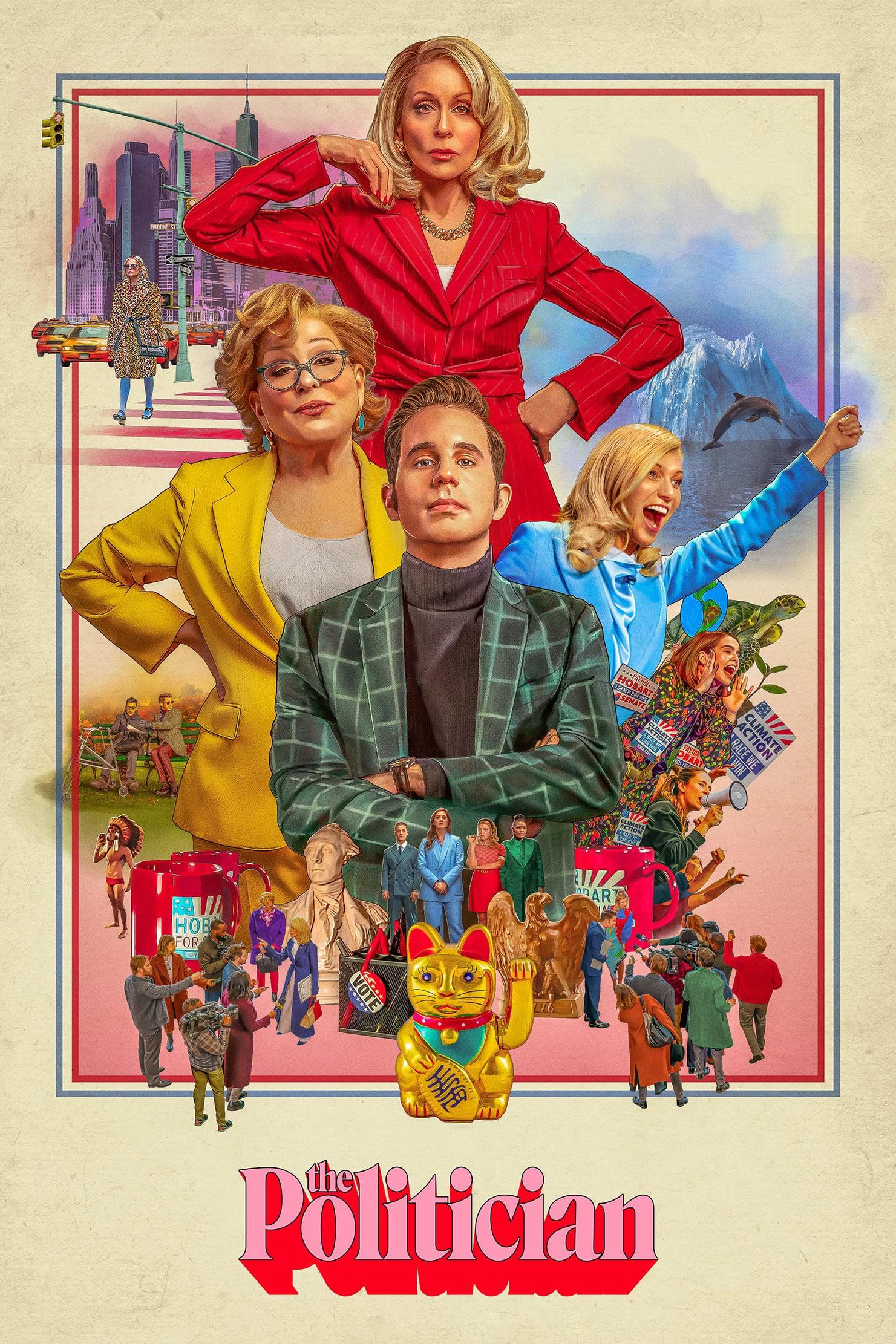 Watch Movie the-politician-season-2