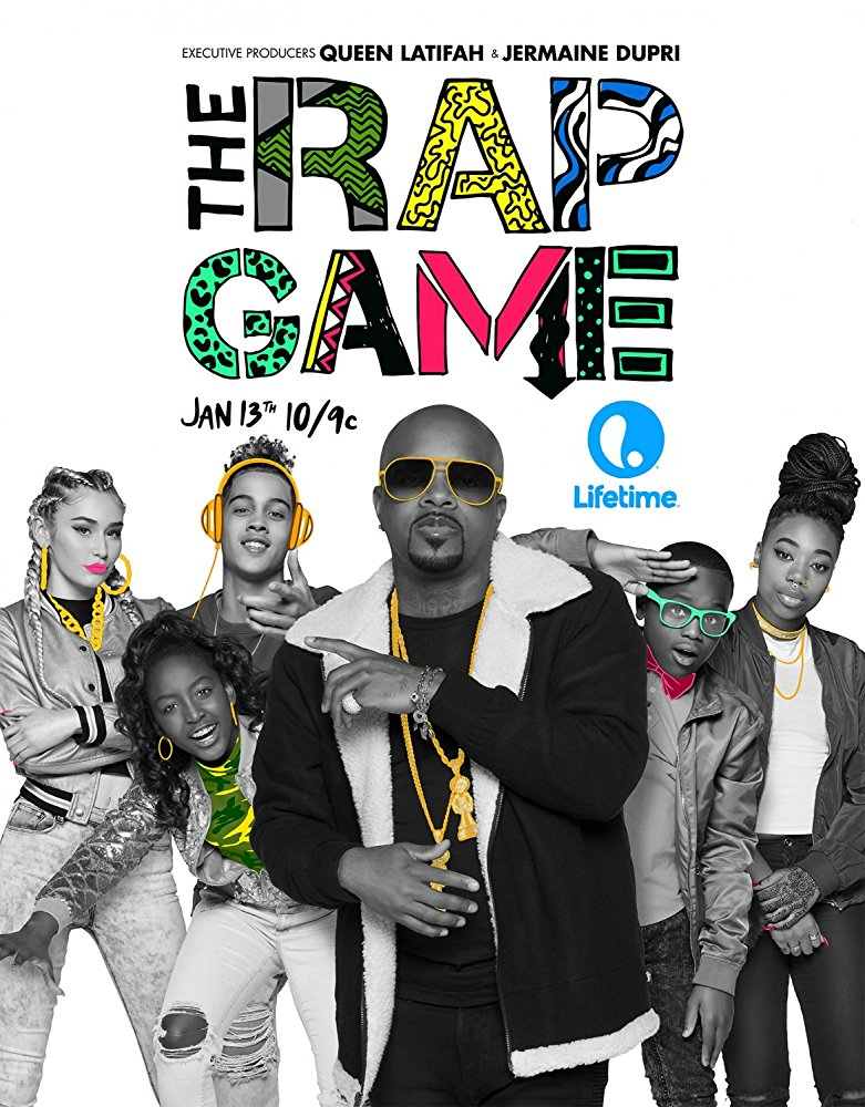 Watch Movie the-rap-game-season-4