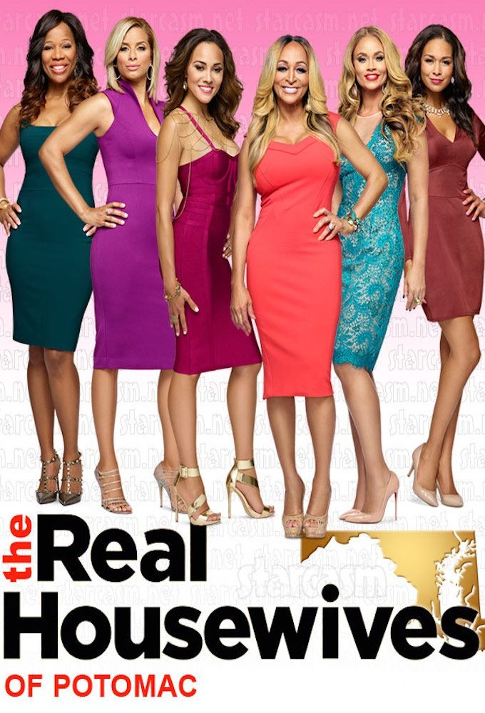 Watch Movie the-real-housewives-of-potomac-season-1