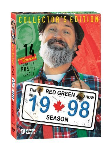 Watch Movie the-red-green-show-season-4