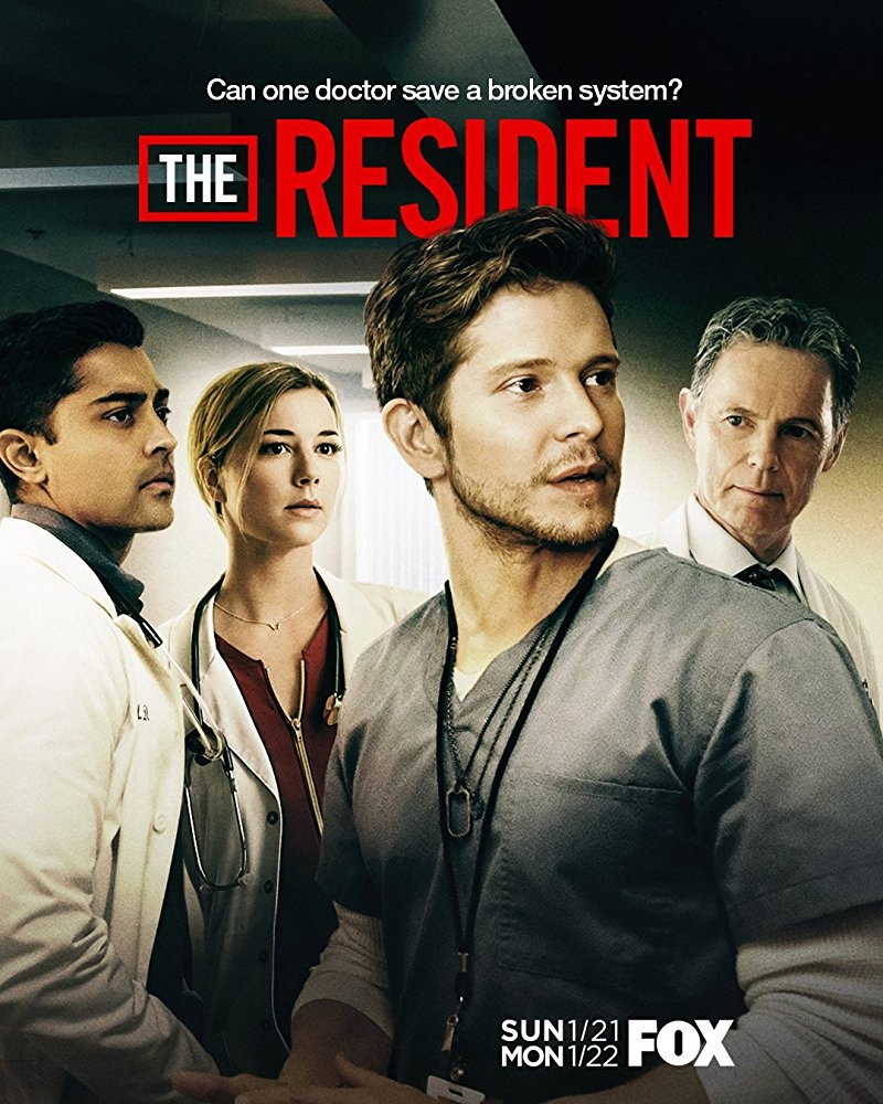 Watch Movie the-resident-season-3