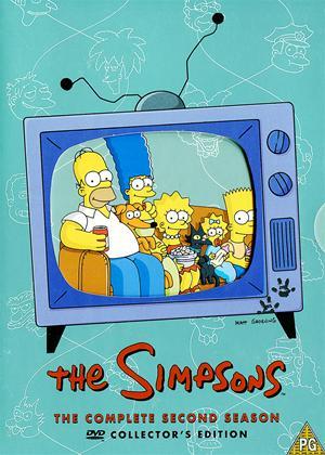 Watch Movie the-simpsons-season-2