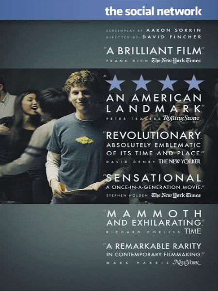 Watch Movie the-social-network