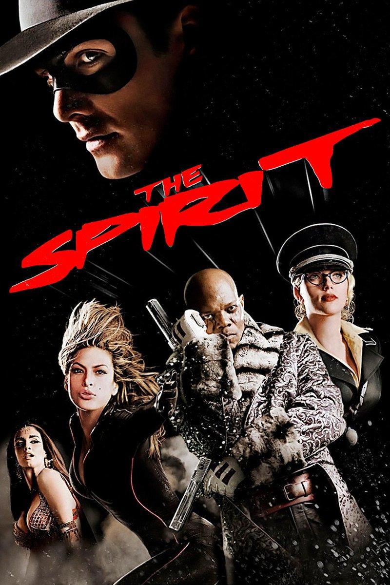 Watch Movie the-spirit