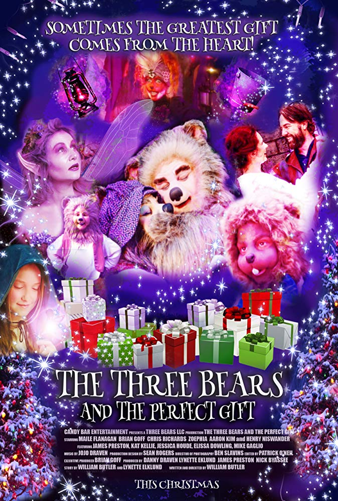 Watch Movie the-three-bears-and-the-perfect-gift