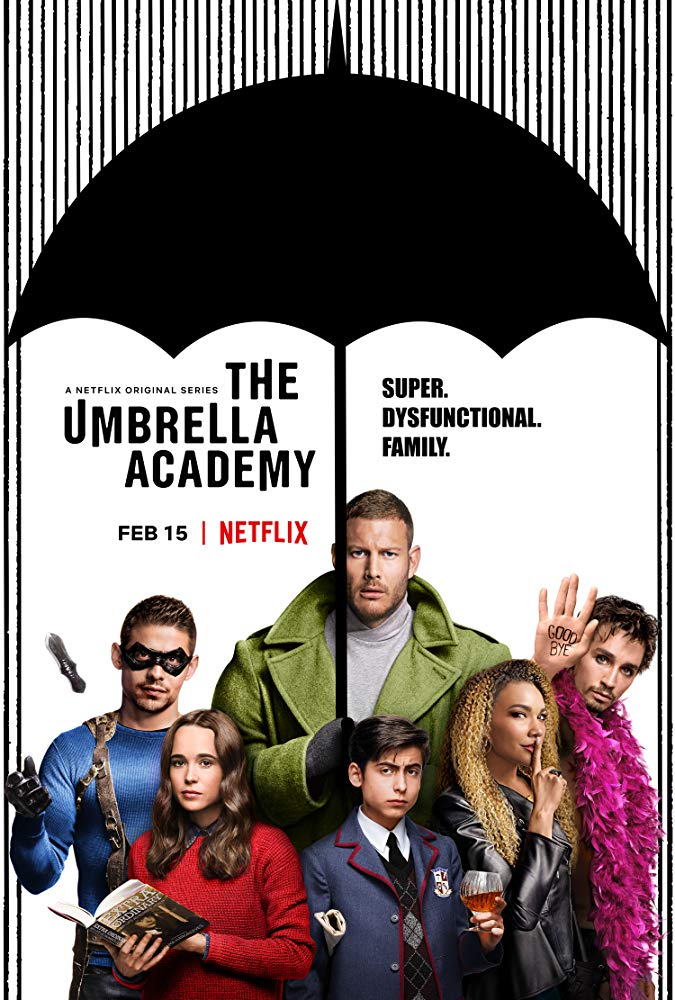Watch Movie the-umbrella-academy-season-1