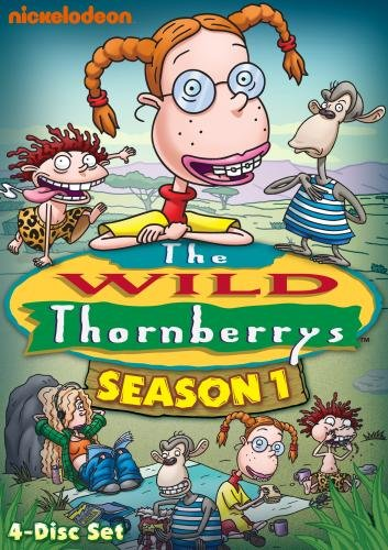 Watch Movie the-wild-thornberrys-season-1