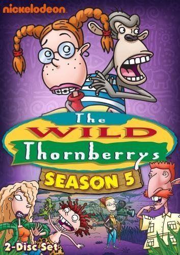 Watch Movie the-wild-thornberrys-season-5