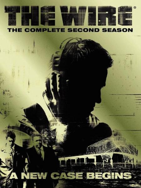 Watch Movie the-wire-season-2