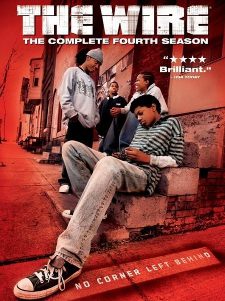 Watch Movie the-wire-season-4