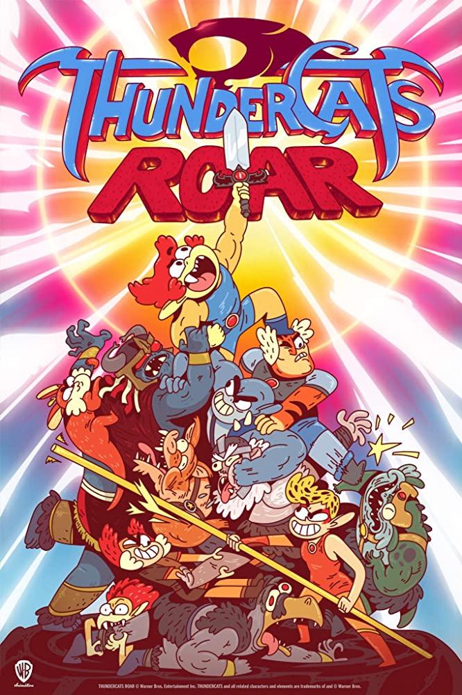 Watch Movie thundercats-roar-season-1