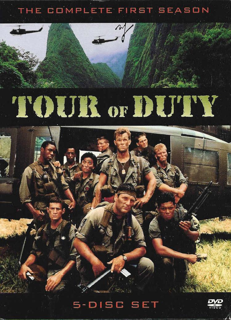 Watch Movie tour-of-duty-season-1