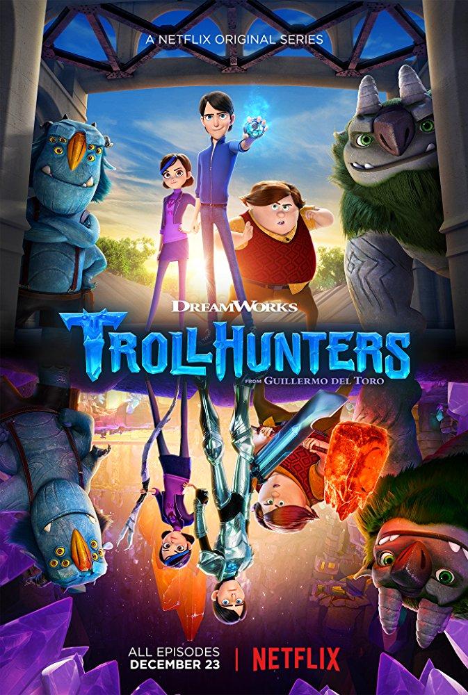 Watch Movie trollhunters-season-2