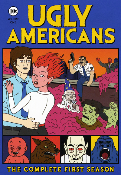 Watch Movie ugly-americans-season-1