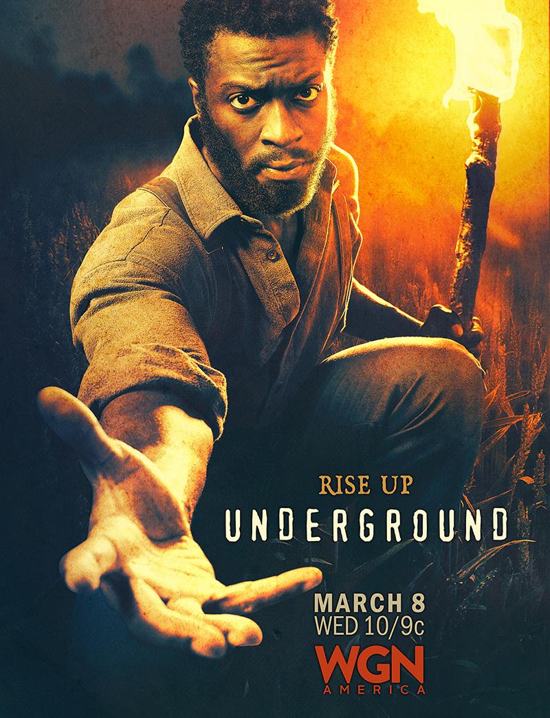 Watch Movie underground-season-2