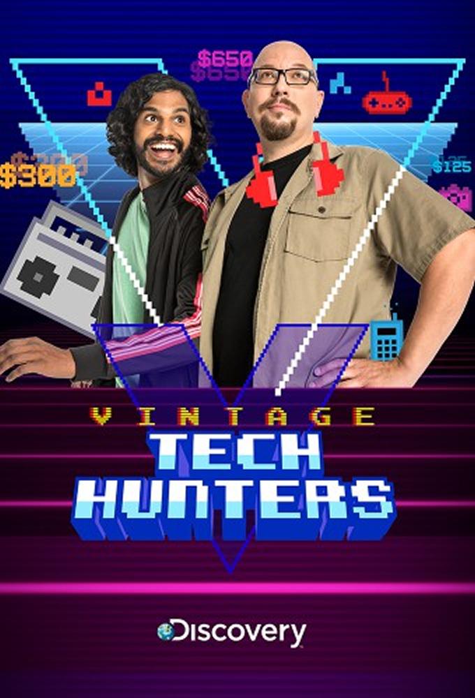 Watch Movie vintage-tech-hunters-season-1