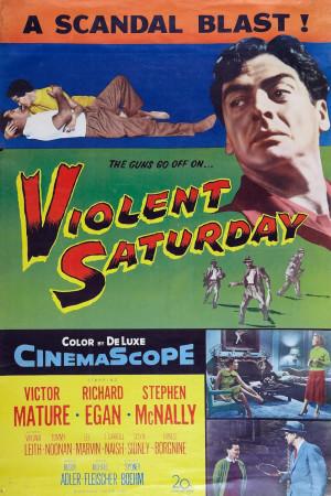 Watch Movie violent-saturday