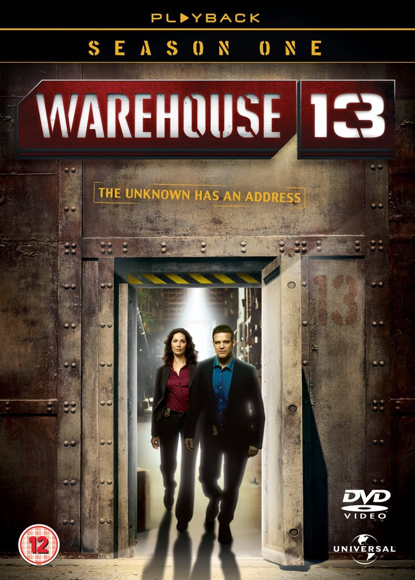 Watch Movie warehouse-13-season-1