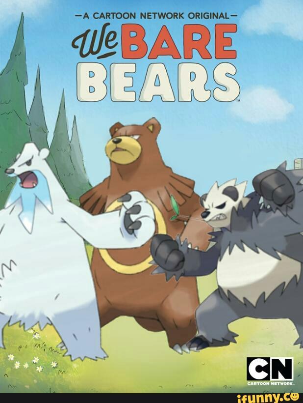 Watch Movie we-bare-bears-season-2